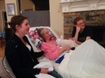Evening viewing of Smiles for Life